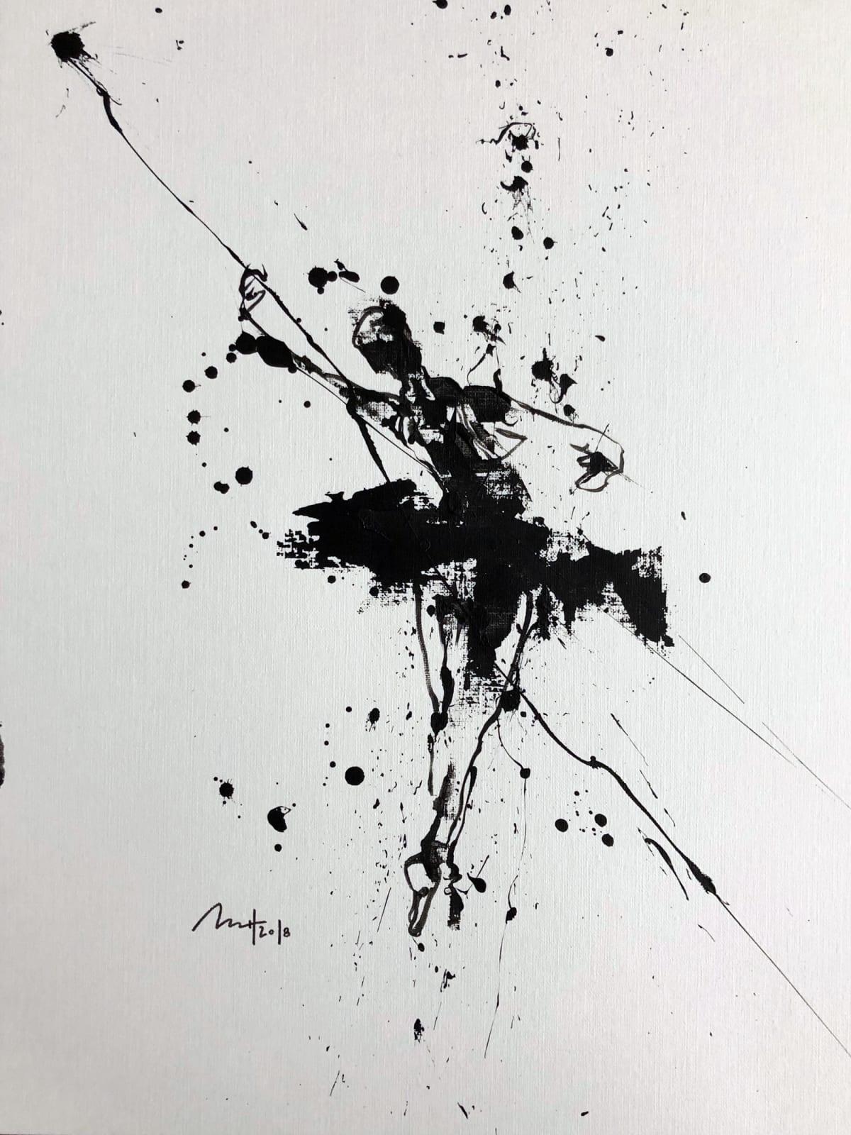 Mario Henrique, Ballerina No. 14, 2018