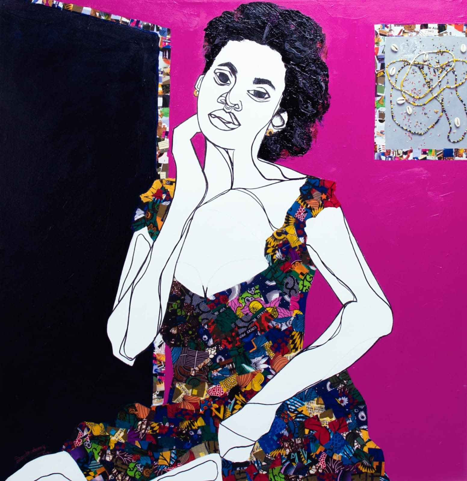 Sophia Azoige, Olamma, 2019