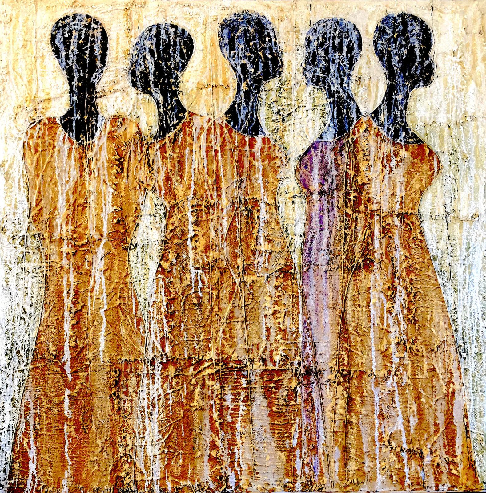 Uchay Chima, Five Graces, 2018