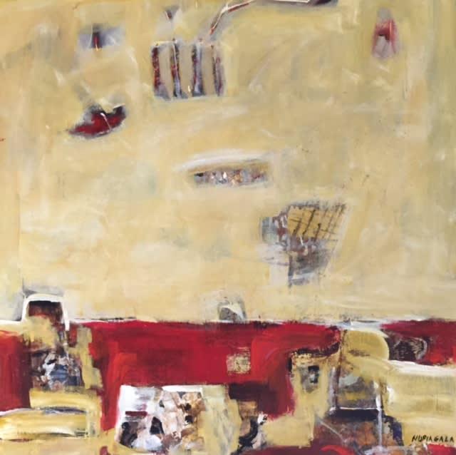 Nubia Gala, Underground III, 2014