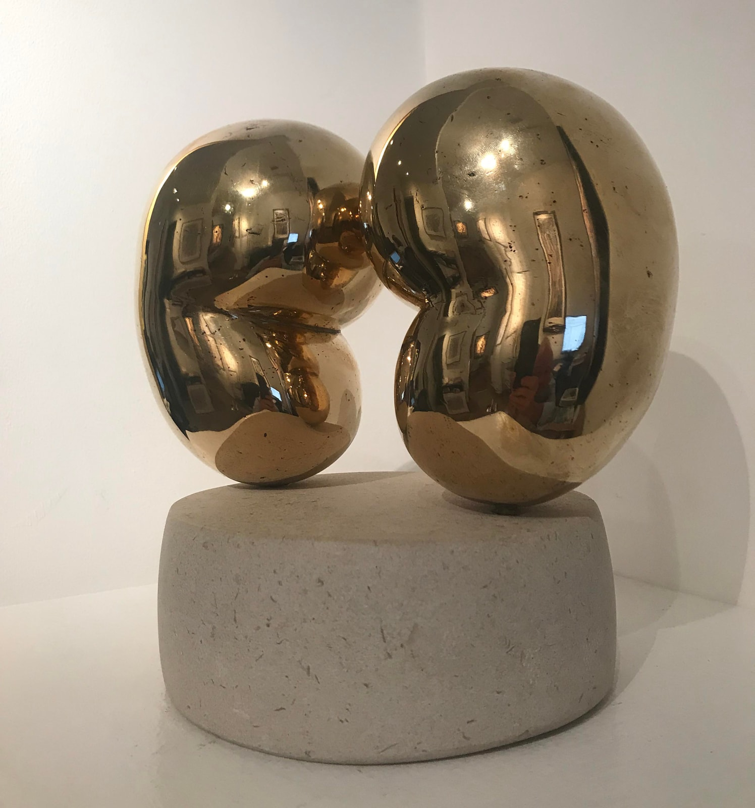 Leonard Mccomb, Two Forms, 1983