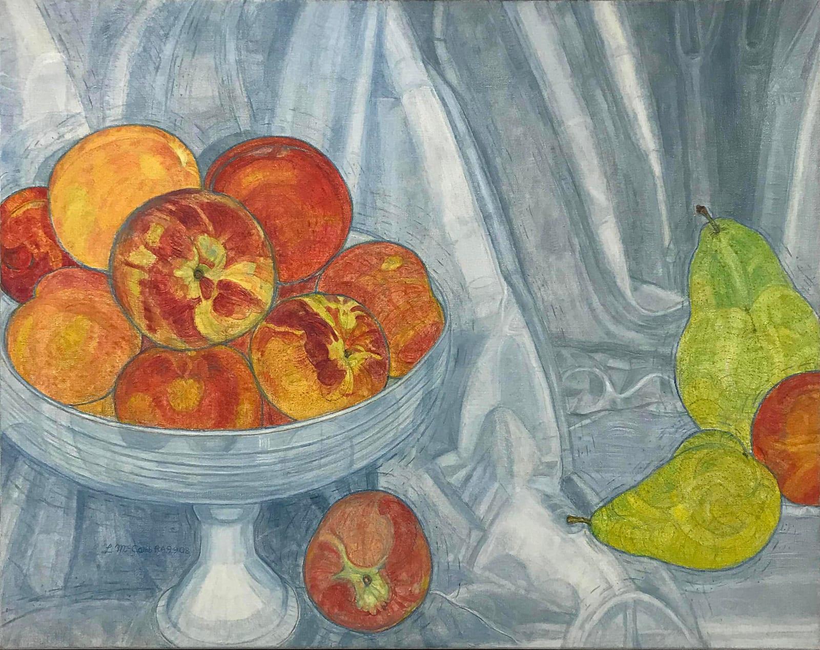 Leonard Mccomb, Peaches and Pears, 2008