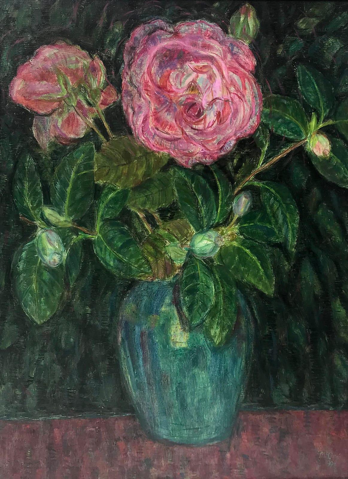 Leonard Mccomb, Christmas Roses, 1993