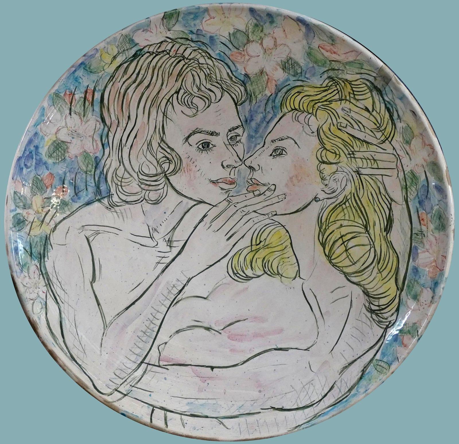 Leonard Mccomb, Two lovers, 1992