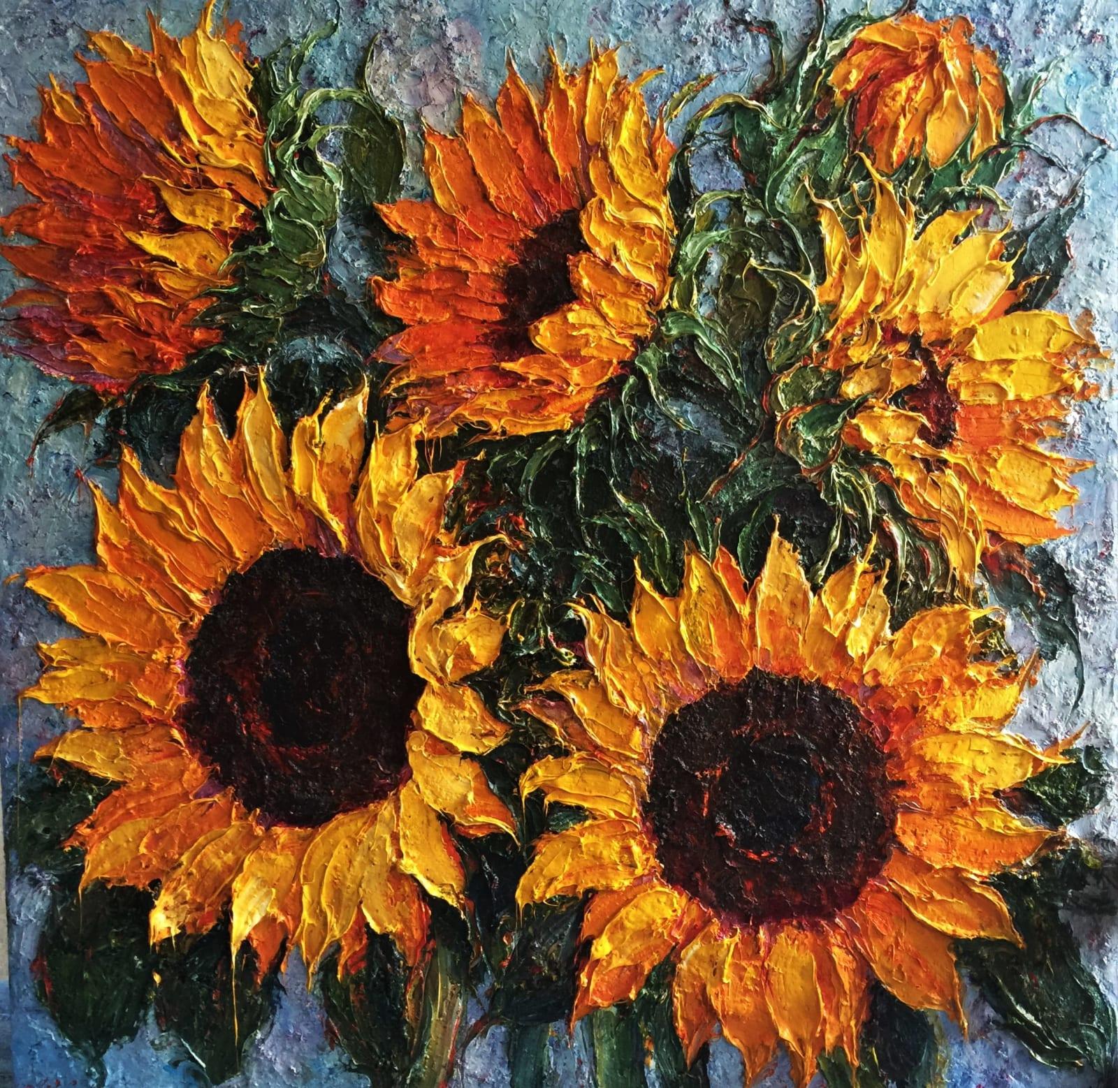 Lana Okiro, Sunflowers