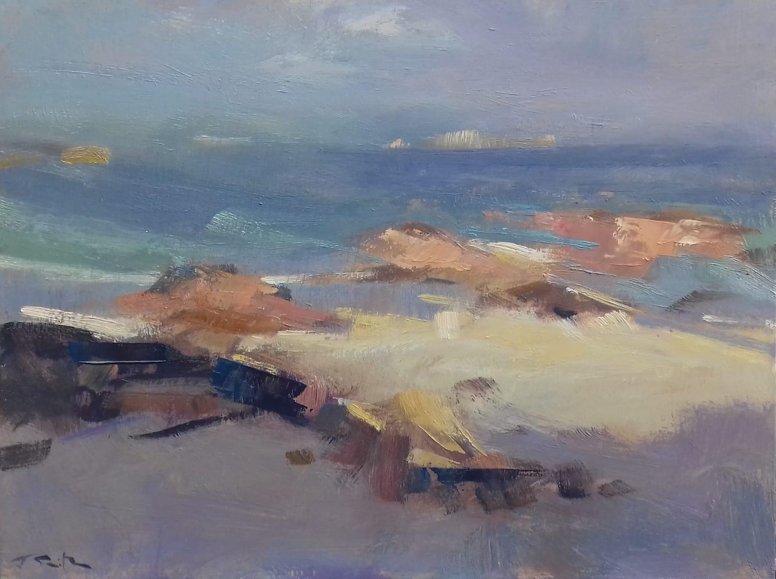 Jonathan Smith, Island Light