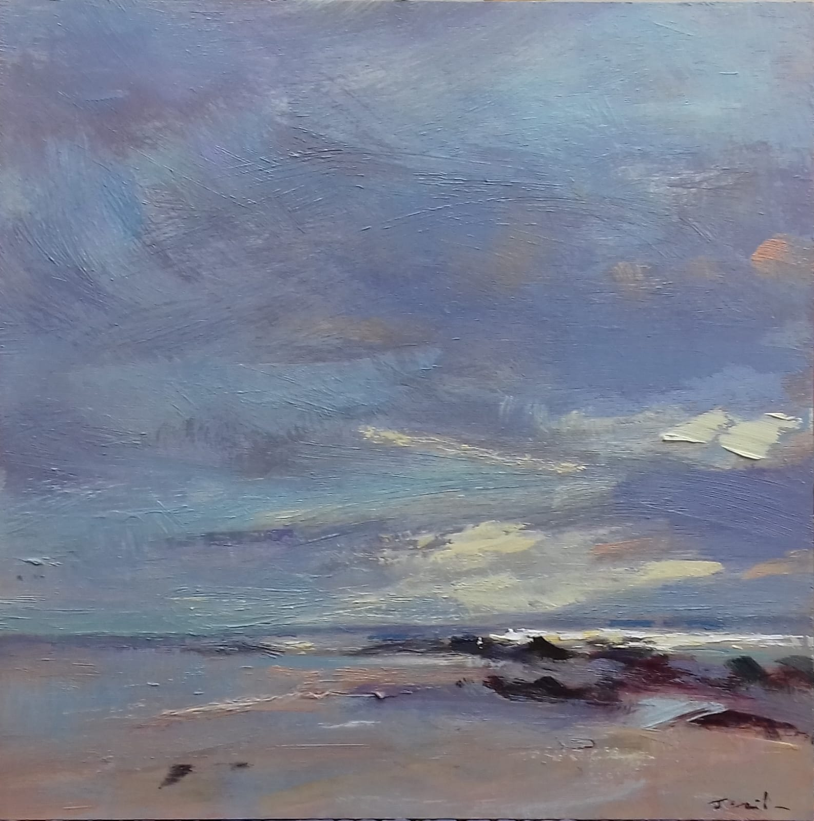 Jonathan Smith, Atlantic Weather