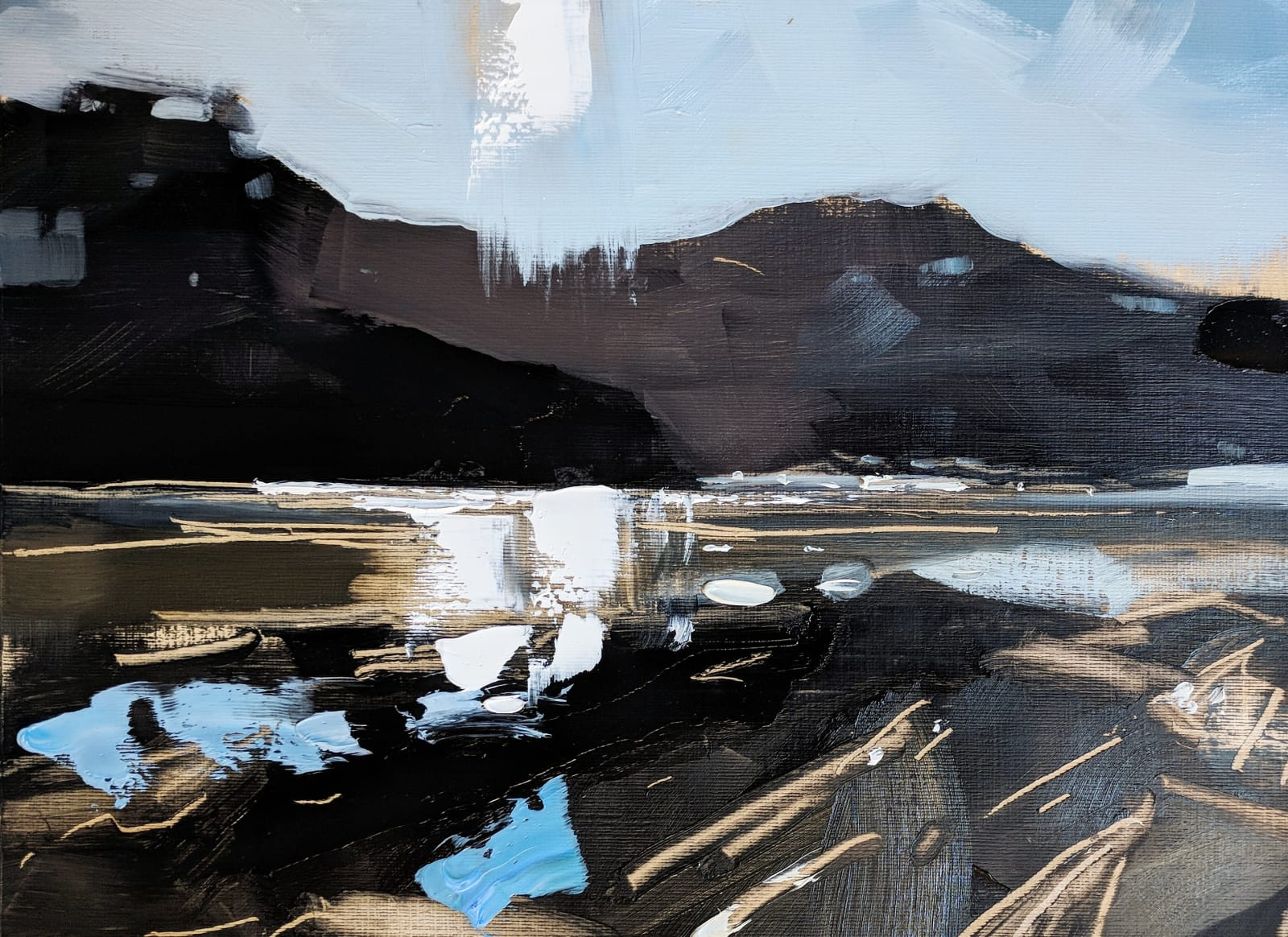 Hester Berry, Combe Martin, 2018