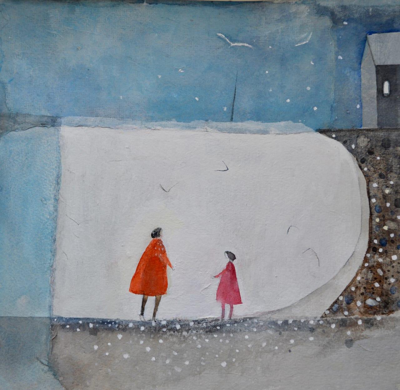 Julie Collins, CHAPEL BAY