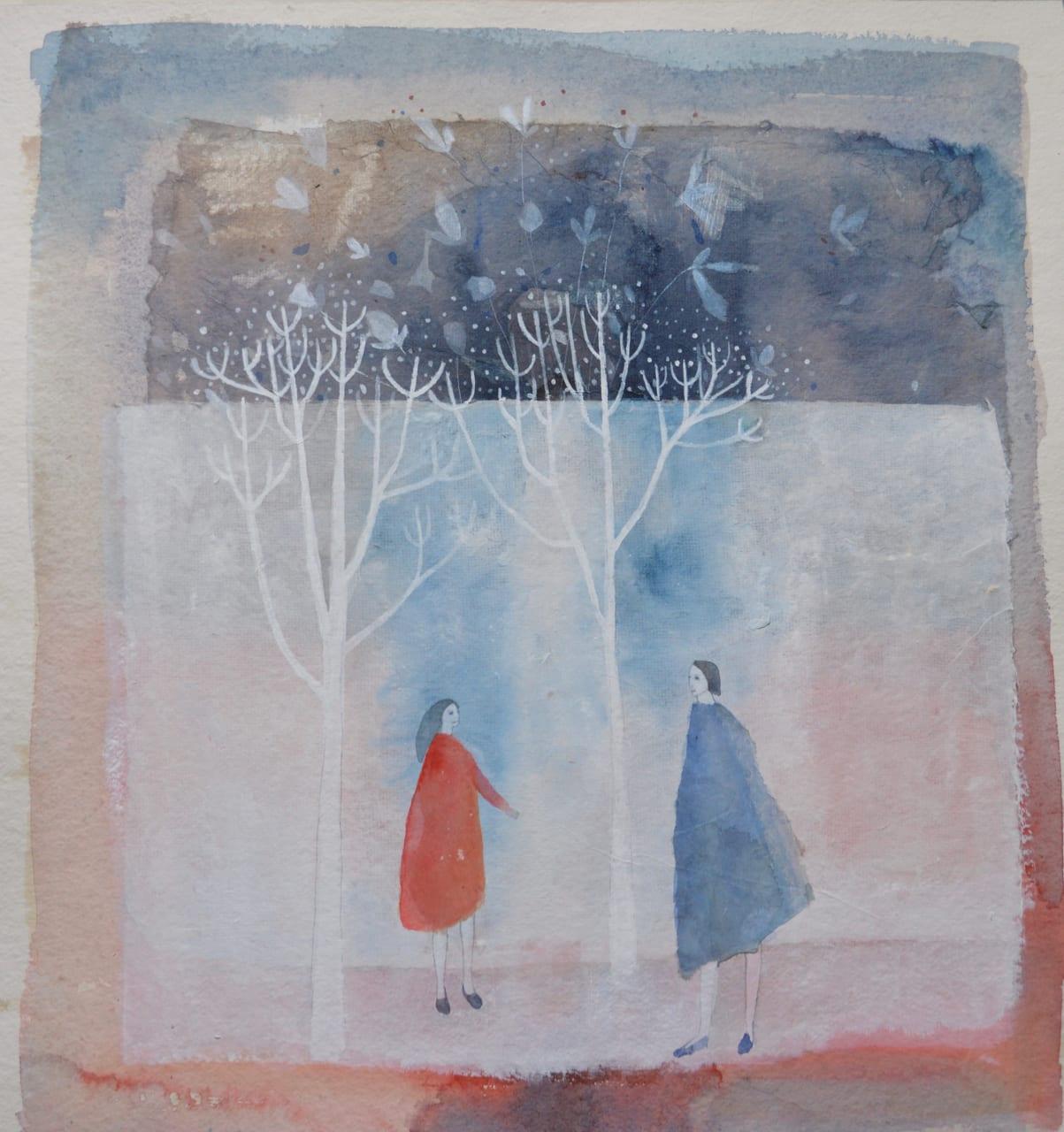 Julie Collins, A CHARM OF FRIENDS