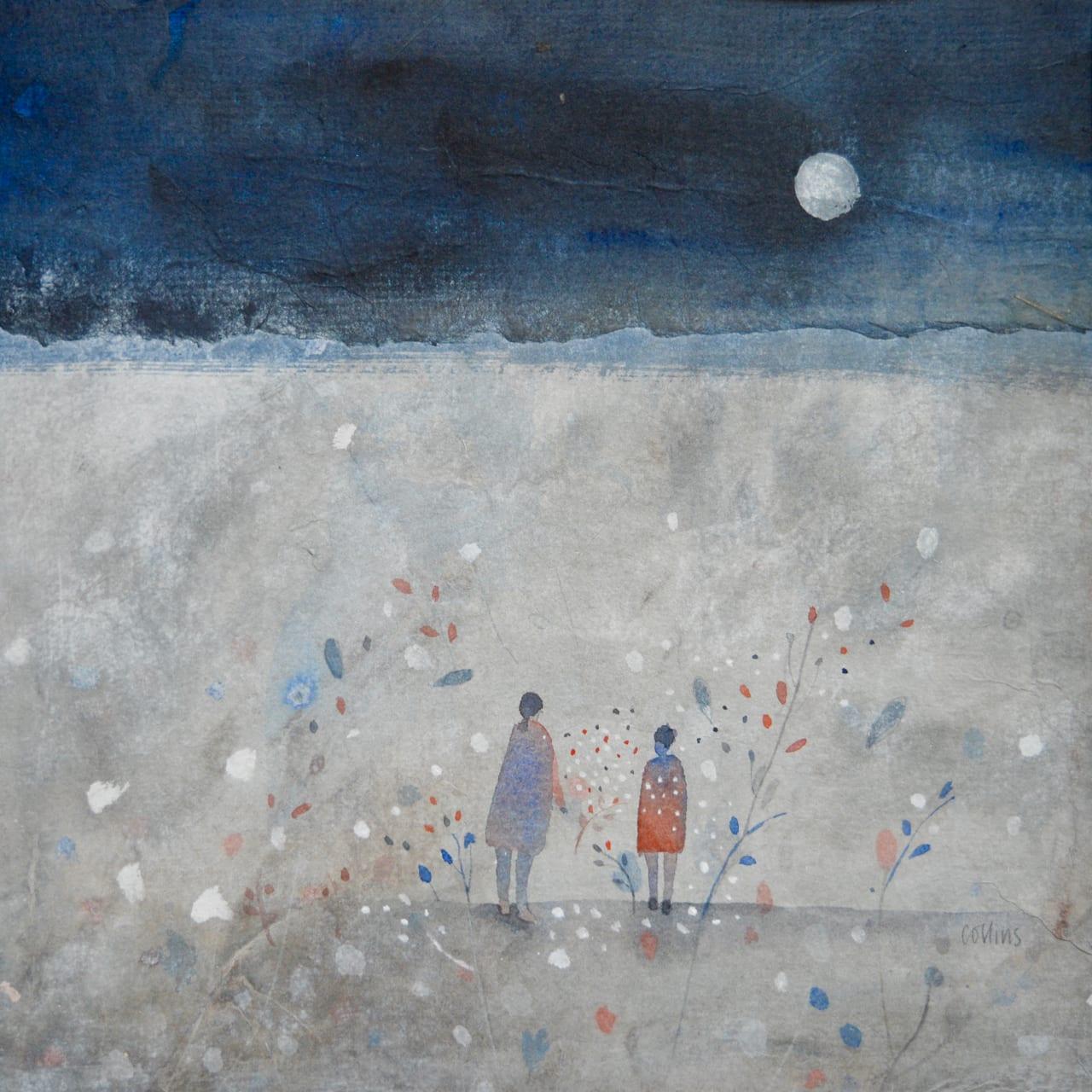 Julie Collins, WILDFLOWER DREAMERS