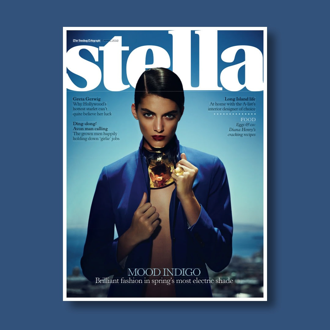 Stella, The Sunday Telegraph April 2012