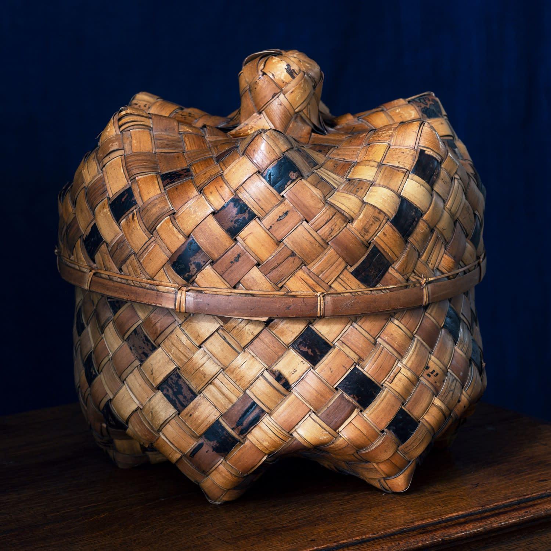 Large Javanese Basket