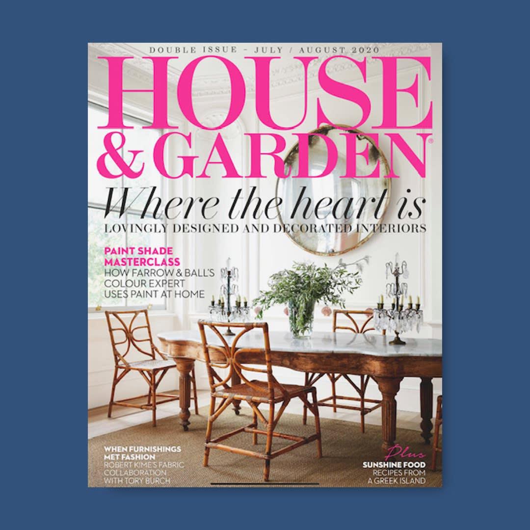 House & Garden July / August 2020