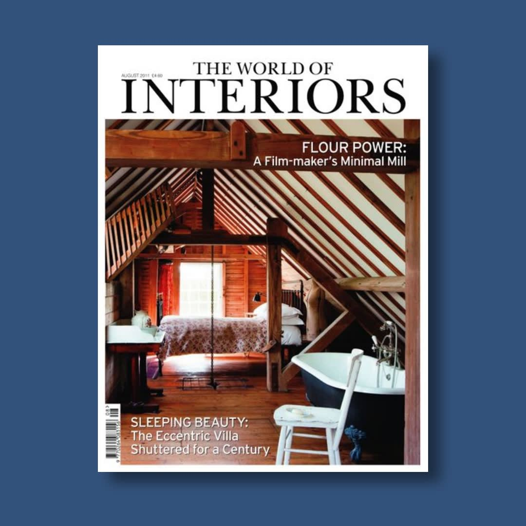 The World of Interiors August 2011