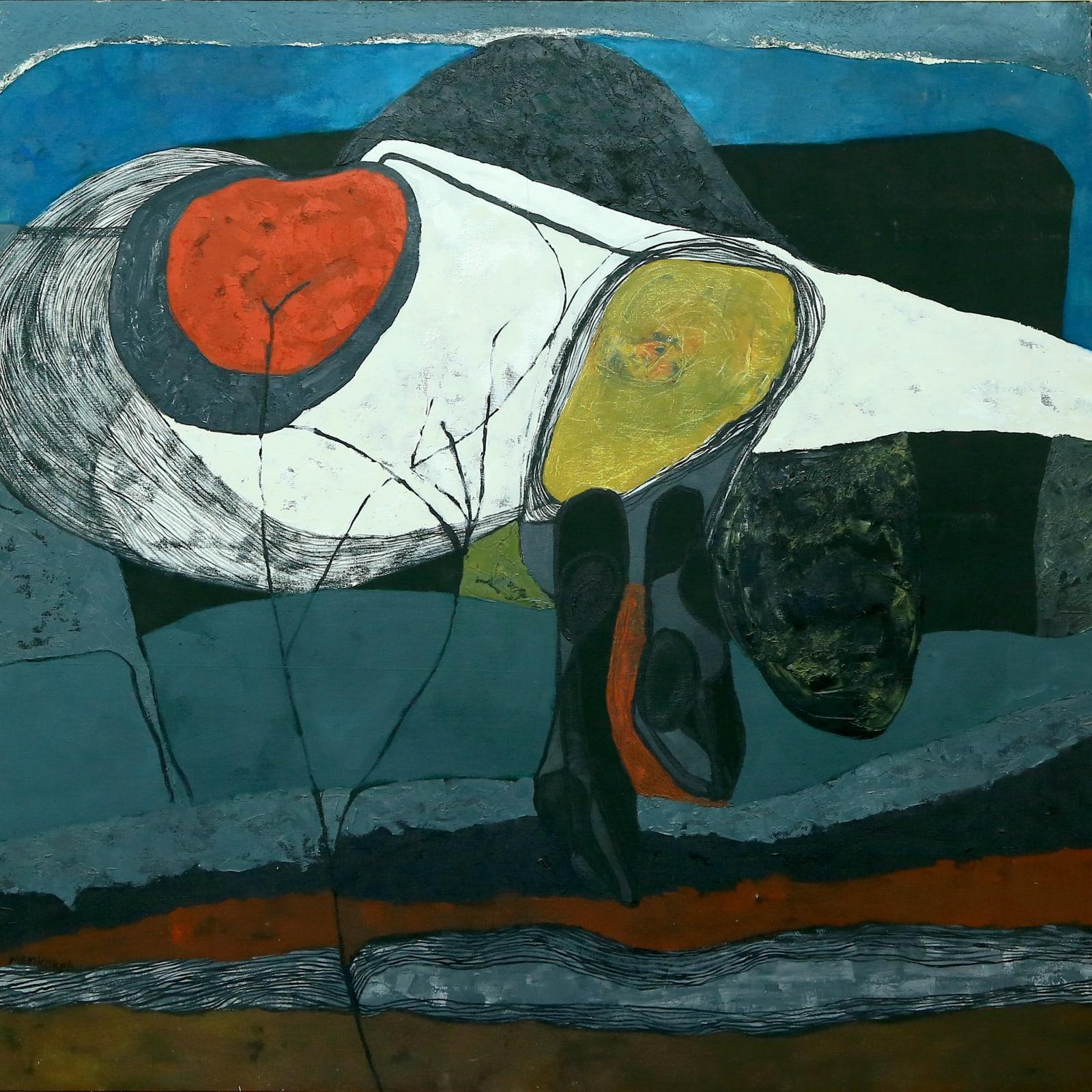 Merikokeb Berhanu, Untitled 8, 2010
