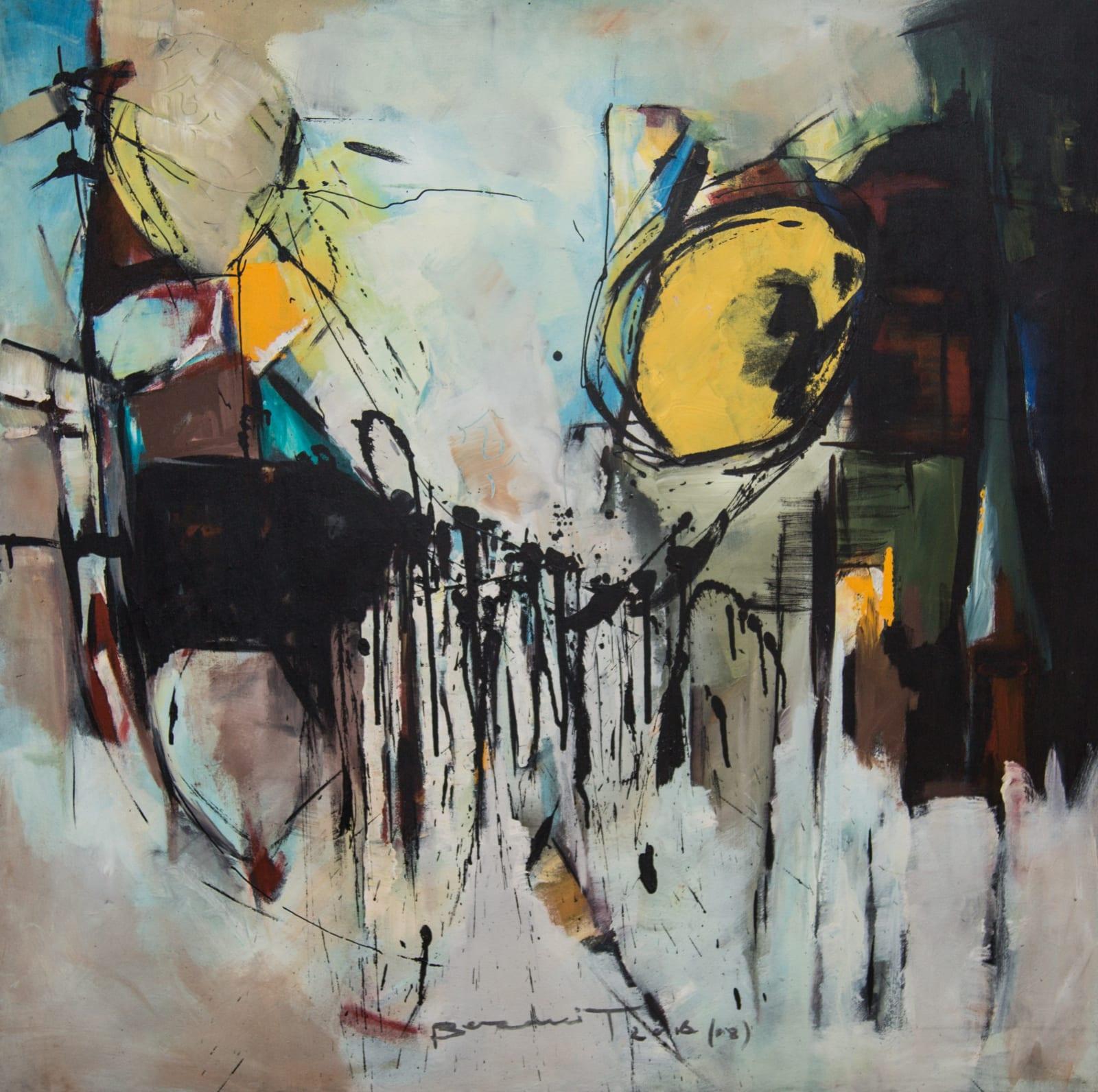 Bezawit Wondwosen, Untitled I, 2016