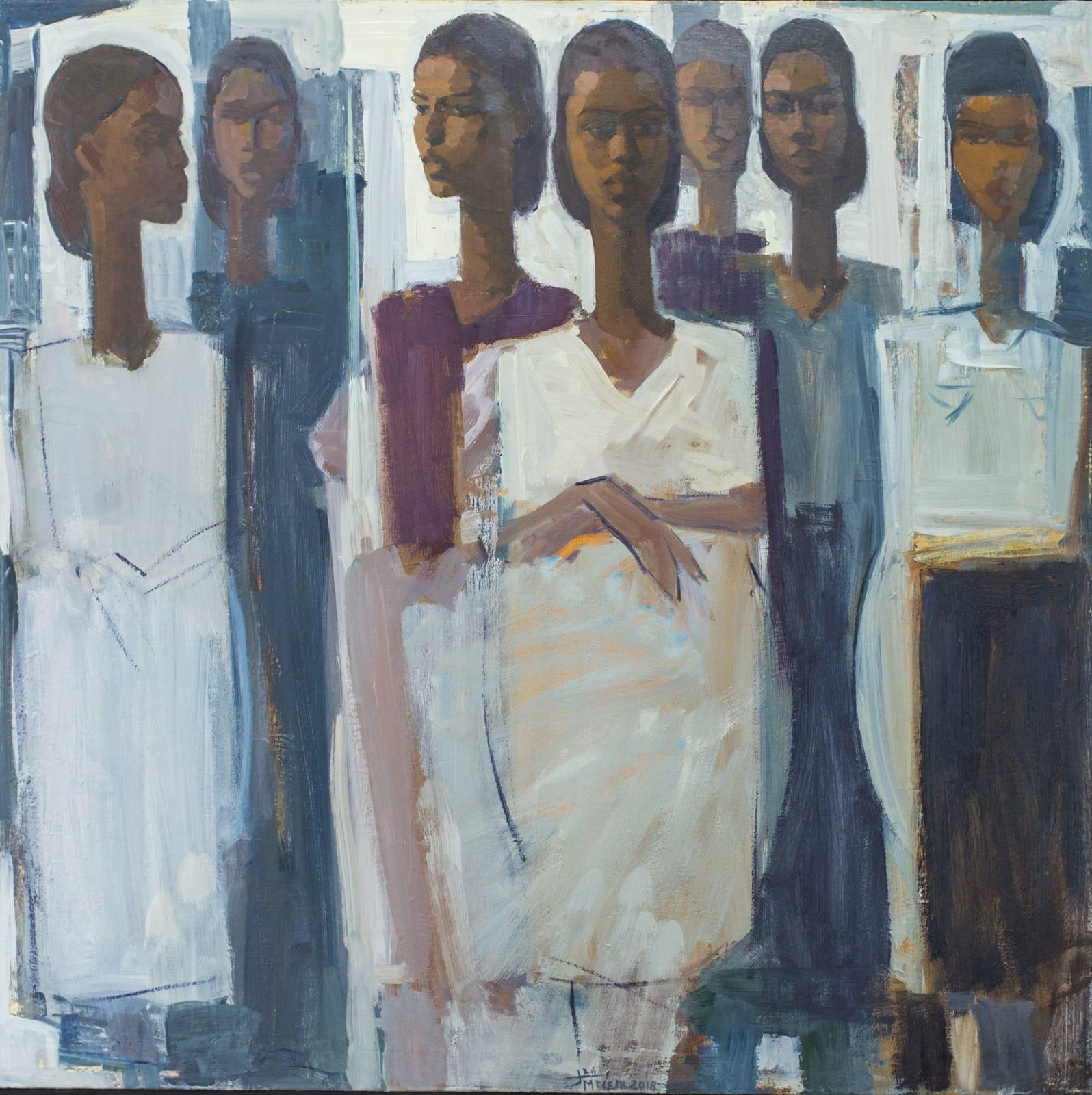 Tadesse Mesfin, Pillars of Life: Expectations, 2018