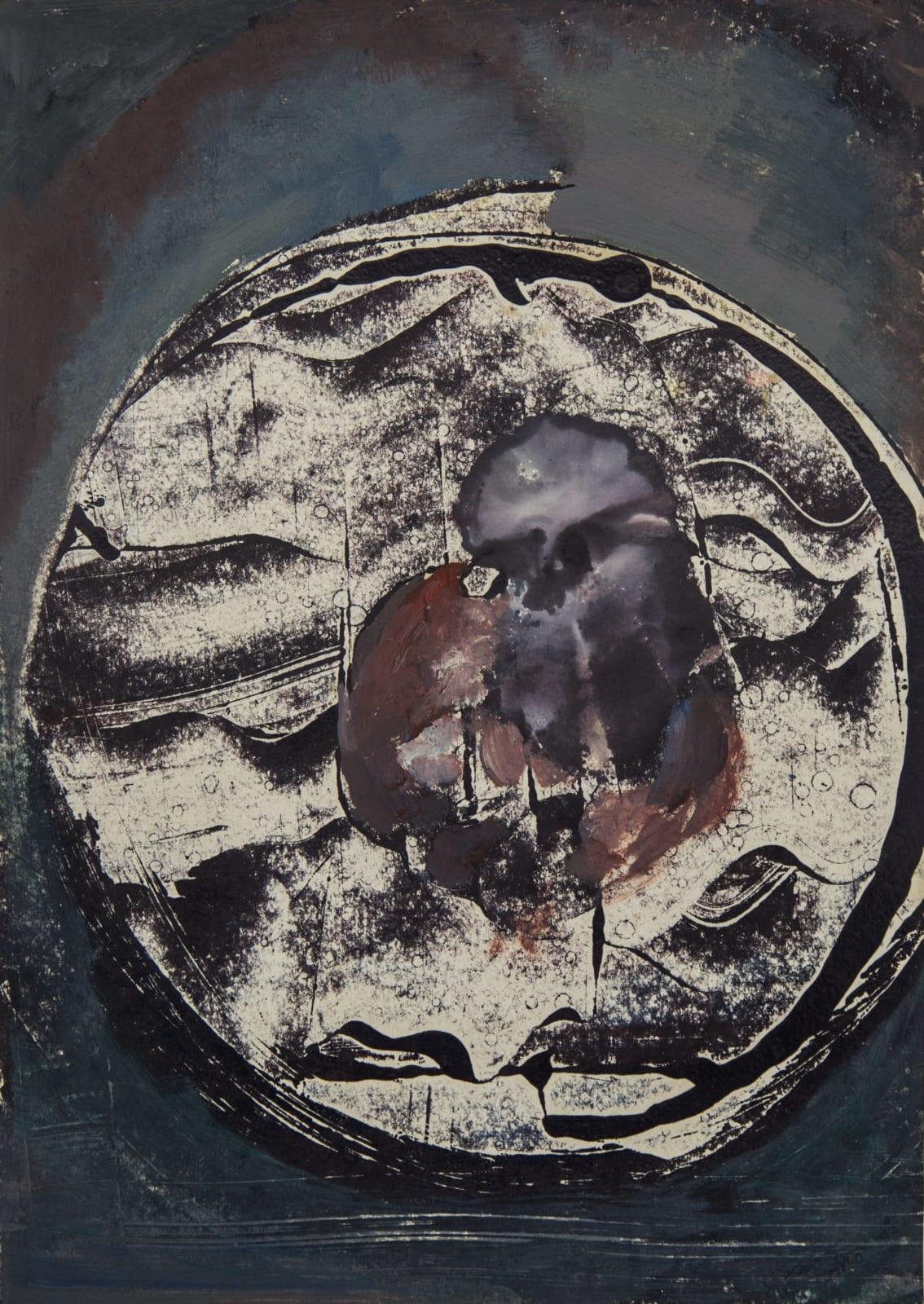 Mulugeta Kassa, Untitled II, 2012