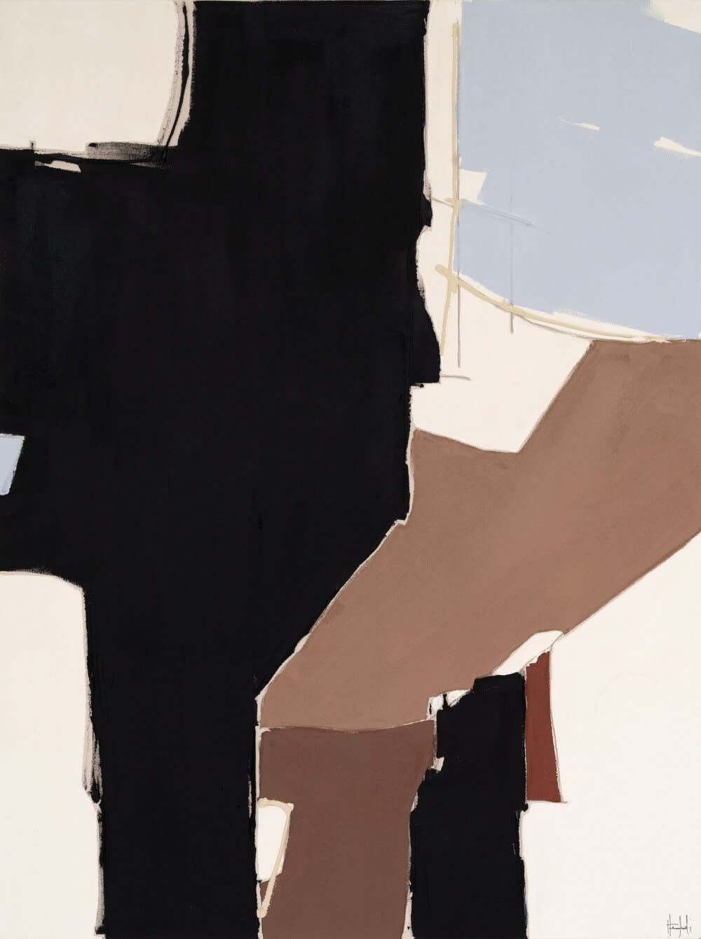 Jaca Acrylic on Canvas 40