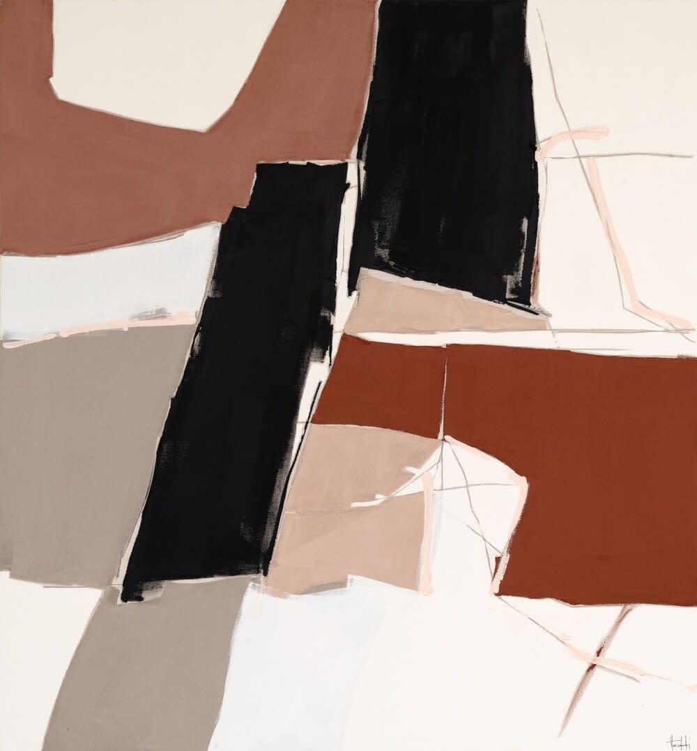 Miek Acrylic on Canvas 43