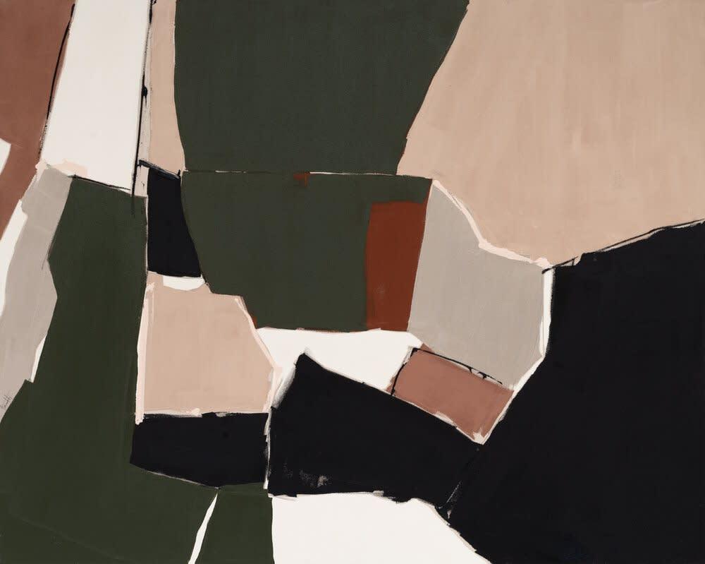 Miraval Acrylic on Canvas 40