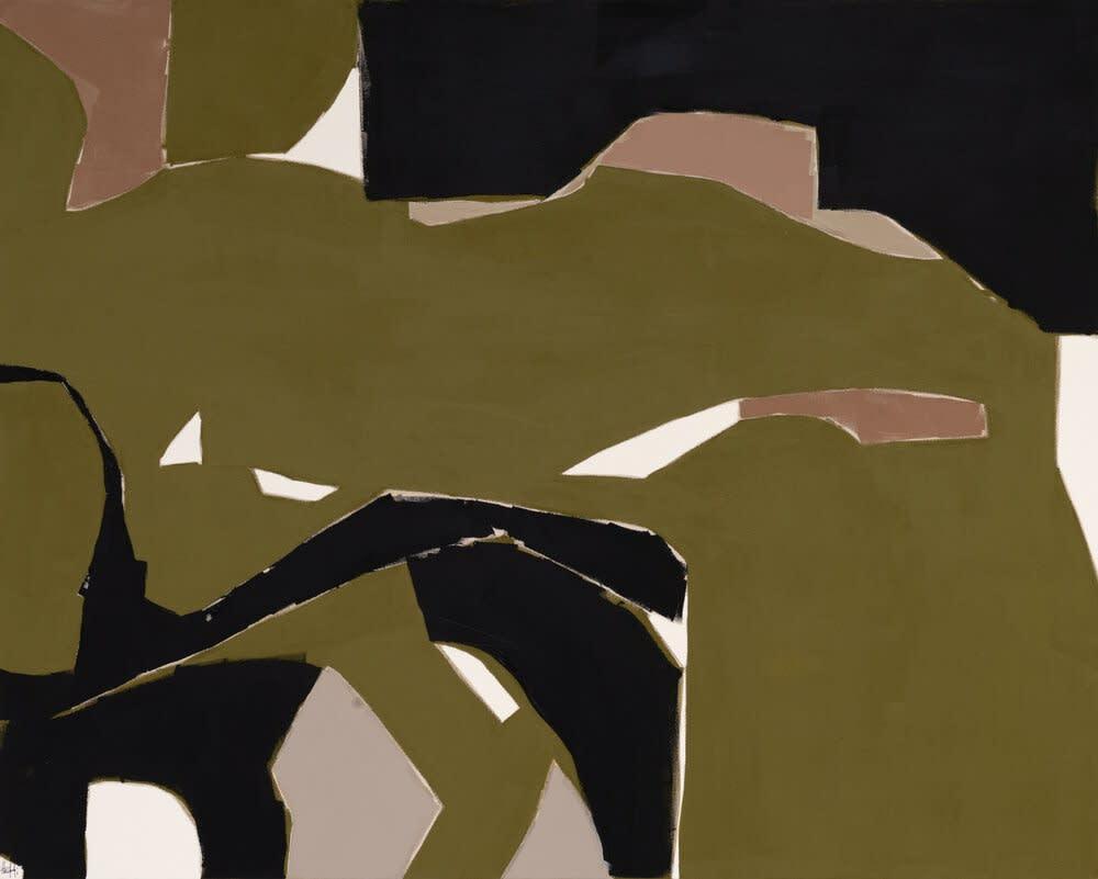 Toussaint Acrylic on Canvas 40