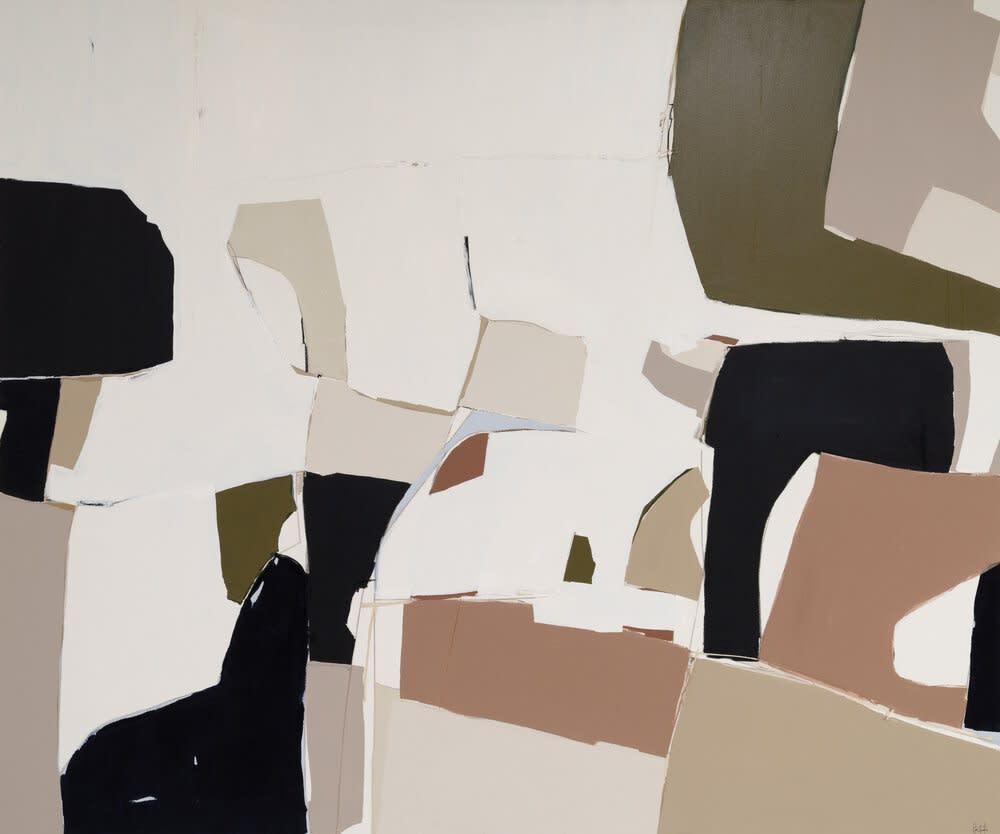 Loire Acrylic on Canvas 60