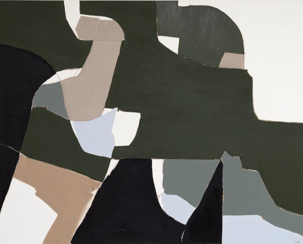 Dubois Acrylic on Canvas 48