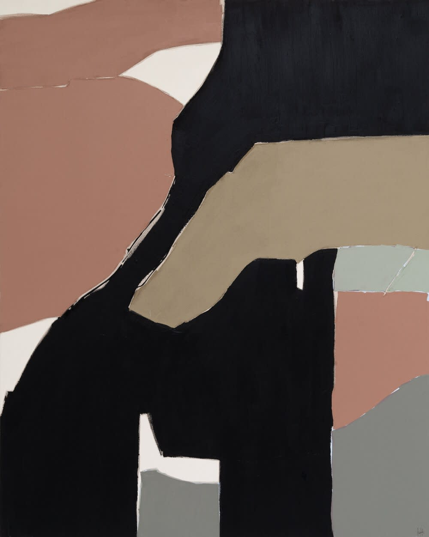 Lieme Study 2 Acrylic on Canvas 60