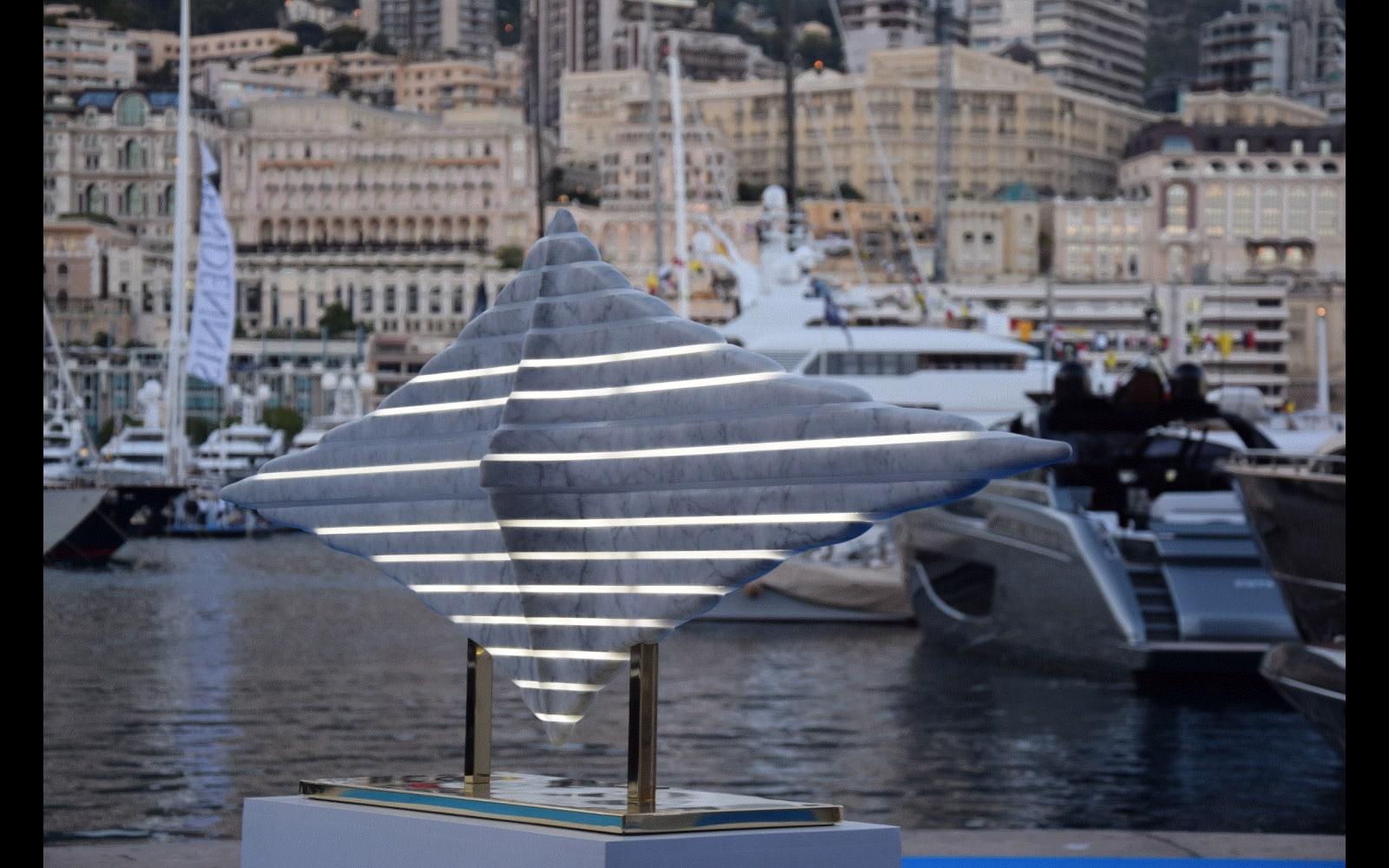 Monaco Yact Show