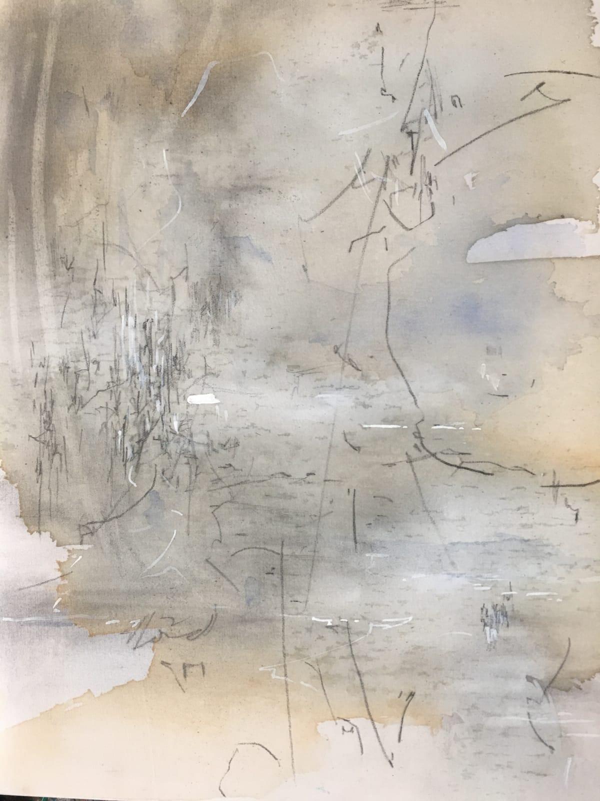 Bob Aldous , Meditation on Space, 2018