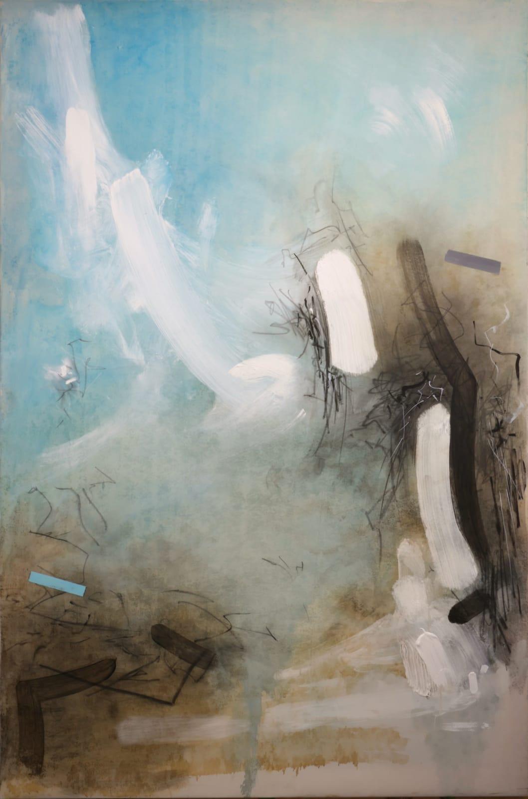 Bob Aldous , Wind, Water, Sky, 2018