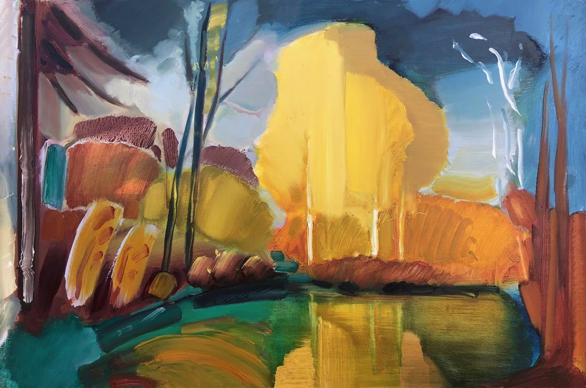 Lindsey Hambleton, The Best Day of Autumn, 2018