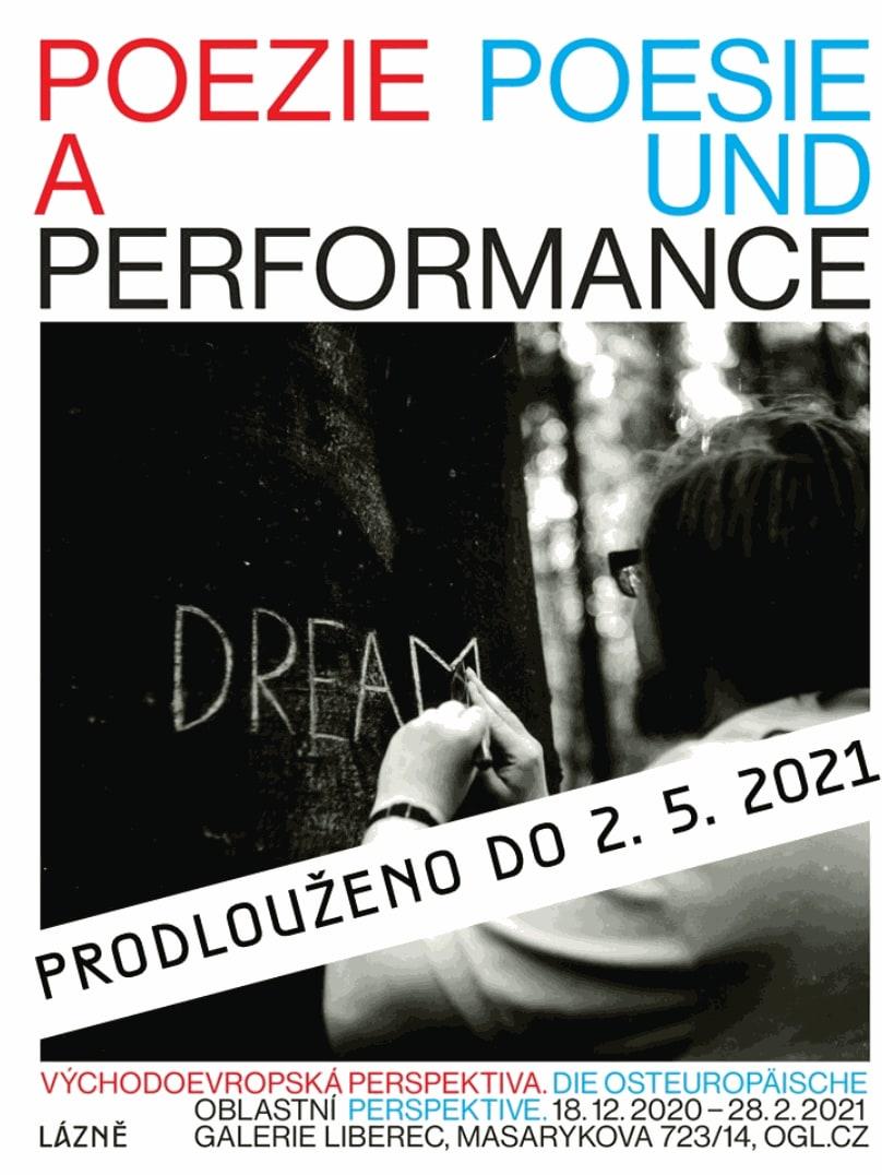 Dorota Gawęda and Eglė Kulbokaitė Poerty and Performance : The Eastern European Perspective (Group Show) https://www.ogl.cz/en/poezie-performance Oblastini Galerie Liberec (CZ)