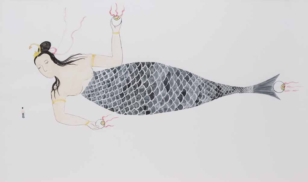 Shimabuku The 165-metre Mermaid and Other Stories Nouveau Musée National de Monaco — Villa Paloma 19 February- 3 October 2021