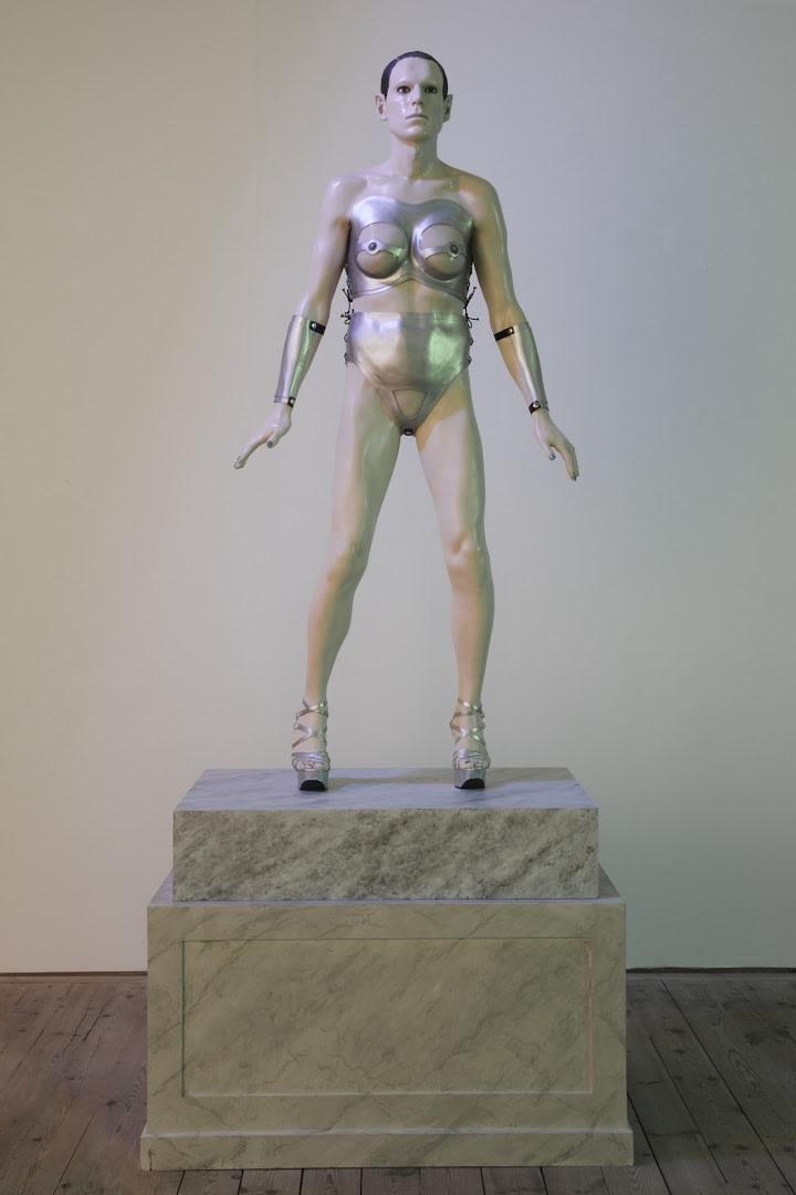 Tobias Bernstrup Installation view at Uppsala Konstmuseum Uppsala, Sweden, 2012