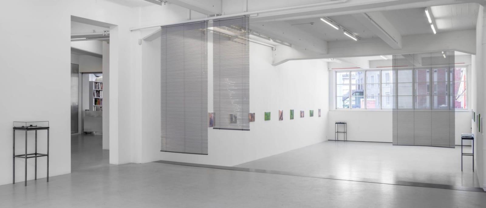 Annika von Hausswolff Installation view, Andréhn-Schiptjenko, Stockholm, Sweden, 2015
