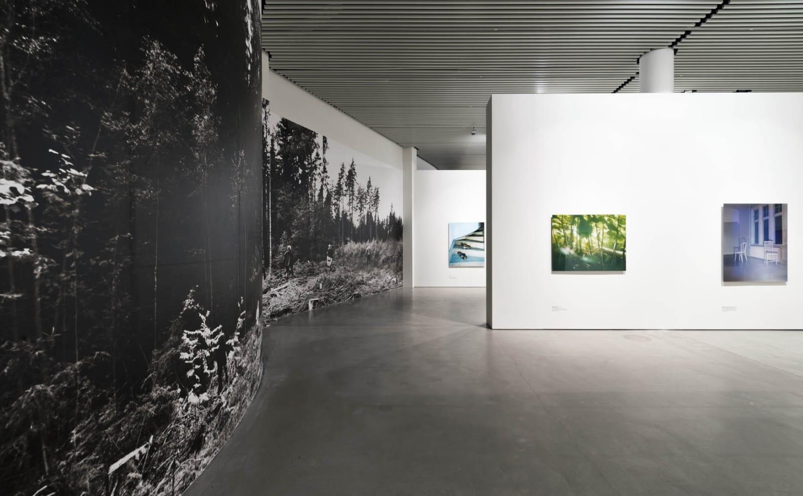 Annika von Hausswolff Installation view 'Annika von Hausswolf - It all ends with a new beginning' at ARoS Aarhus Kunstmuseum, Aarhus, Denmark, 2013