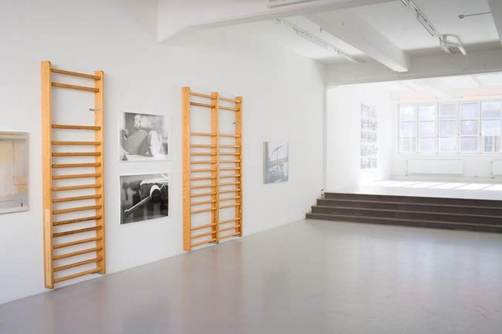 Annika von Hausswolff Installation view, Andréhn-Schiptjenko, Stockholm, Sweden, 2011
