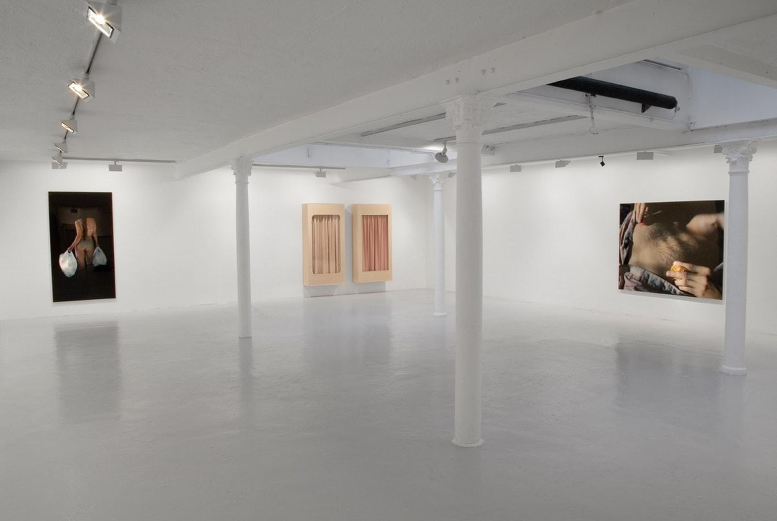 Annika von Hausswolff Installation view Magasin 3 Stockholm Konsthall, Sweden, 2008