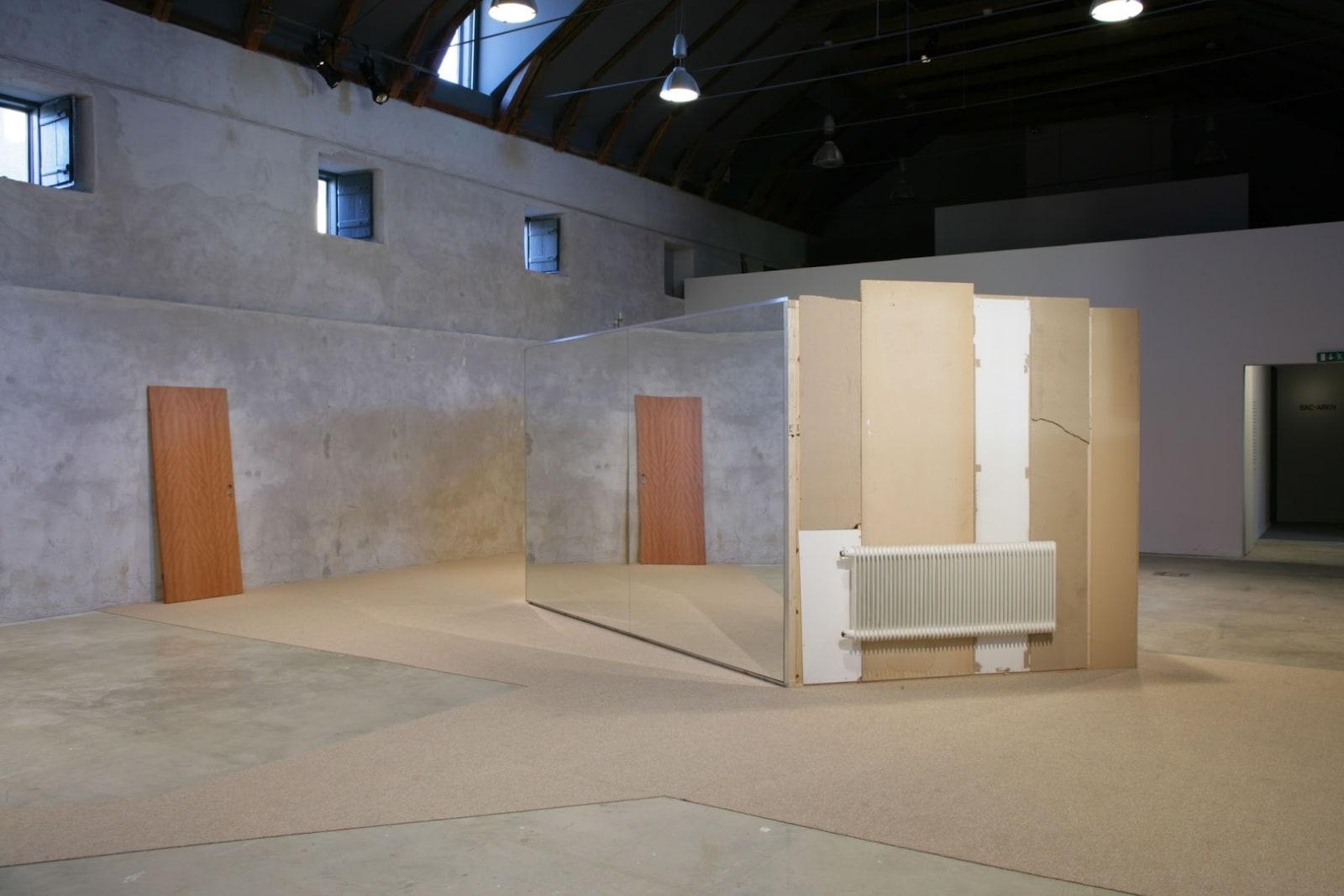 Annika von Hausswolff Installation view Baltic Art Center, Visby, Sweden, 2005