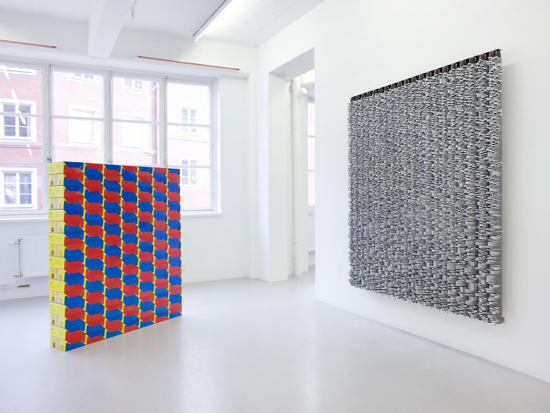 Jacob Dahlgren Installation view, Andréhn-Schiptjenko, Stockholm, Sweden, 2009
