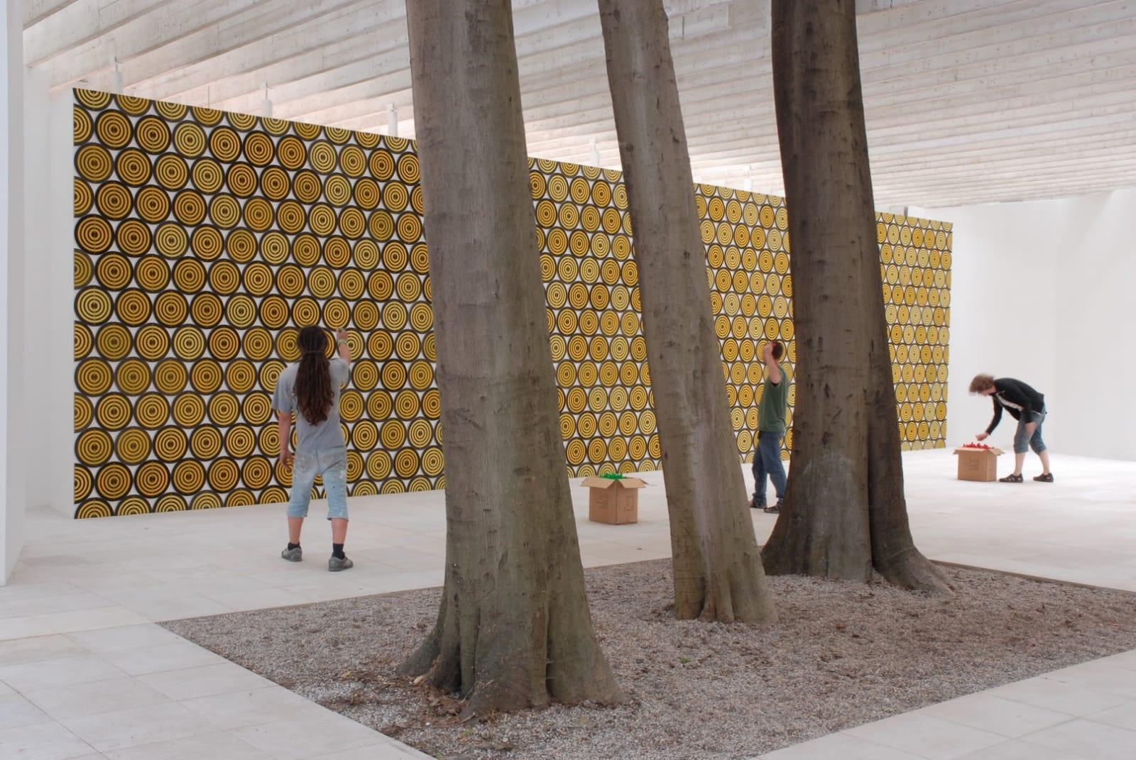 Jacob Dahlgren I, the World, Things, Life Installation view, 52nd Venice Biennale, The Nordic Pavillion, 2007