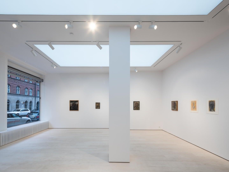 Siri Derkert Installation view Andréhn-Schiptjenko, Stockholm, Sweden, 2019