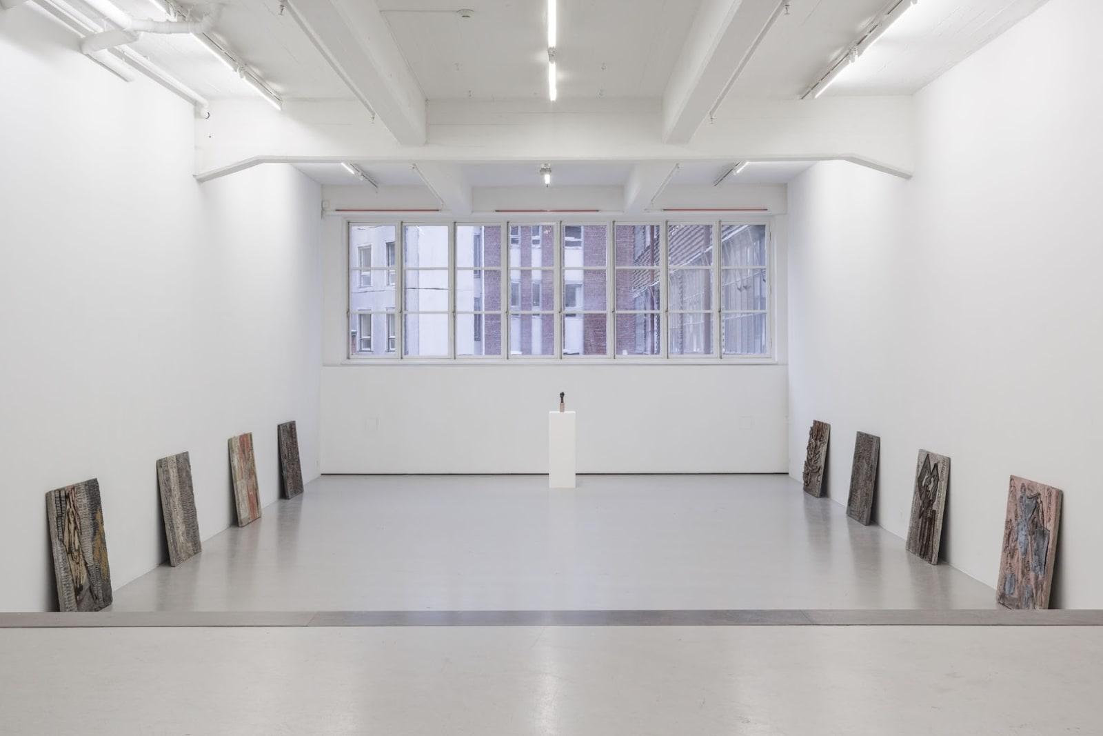 Siri Derkert Installation view Andréhn-Schiptjenko, Stockholm, Sweden, 2014