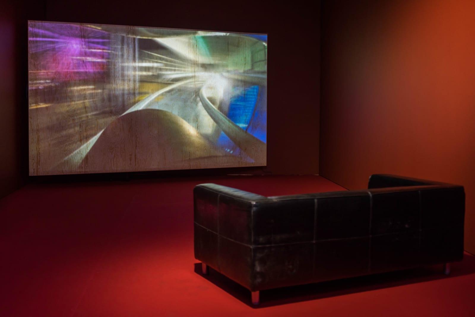 Katarina Löfström Installation view 'Insomnia' at Bonniers konsthall, Stockholm, Sweden, 2016