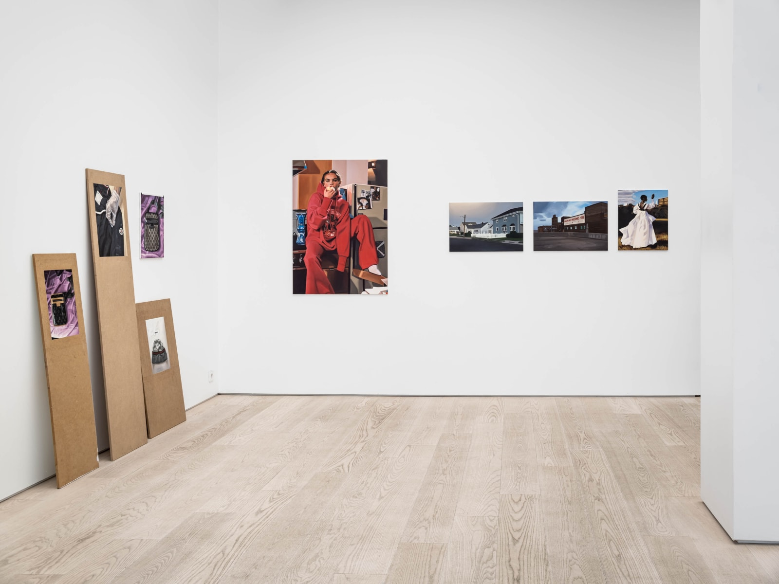 Lena Johansson Installation view Dreamland Welcmes You at Andréhn-Schiptjenko, Stockholm, 2021