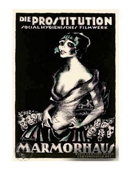 Josef Fenneker (1895-1956) Die Prostitution
