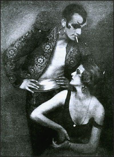 Sebastian Droste (1892-1927) Anita Berber (1899-1928)